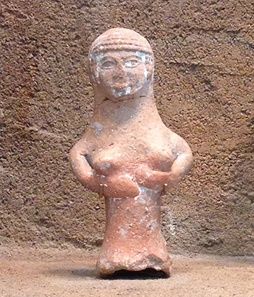 Pillar Figurine