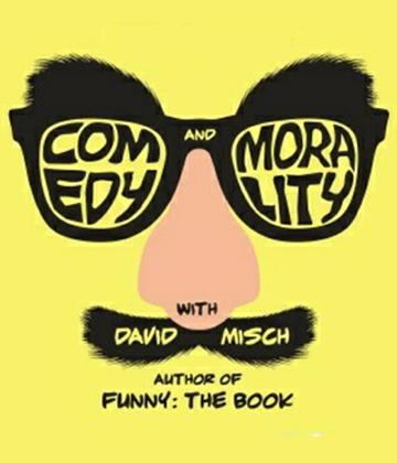 David Misch book cover
