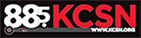 KCSN logo