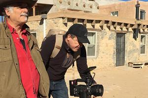 Challah Rising in the Desert
