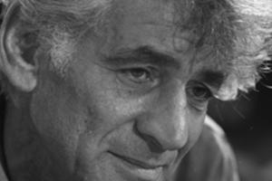 Leonard Bernstein, 1971, photo by Marion S. Trikosko, courtesy of the Library of Congress