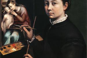 class women artists