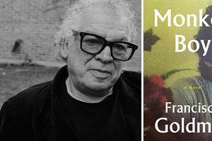 Francisco Goldman Conversation