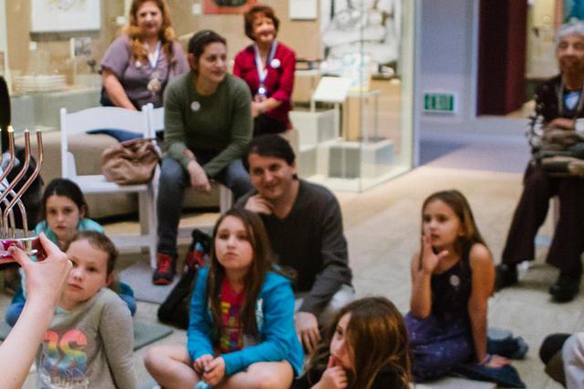 gallery happenings hanukkah festival
