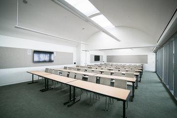 Herscher Hall Classrooms 303 and 304