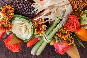 classes thanksgiving floral arrangements