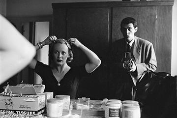 Stanley Kubrick photograph