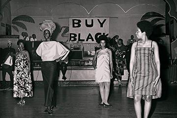 Kwame Brathwaite, Marcus Garvey Day event, ca. 1966