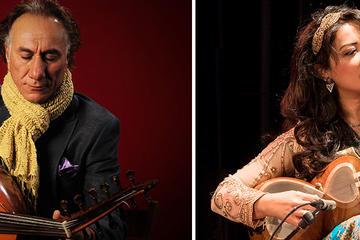 Rahim AlHaj and Sahba Motallebi: Iraq Meets Iran in Musical Dialogu