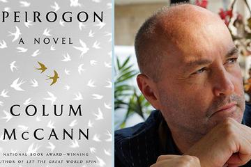 Colum McCann Apeirogon: A Novel