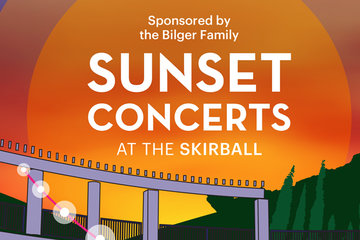 Sunset Concerts logo type