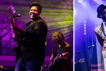 Yosmel Montejo and Vox Sambou