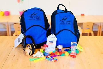 sensory backpacks