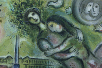 chagall jewish artists in paris