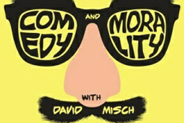 David Misch book cover