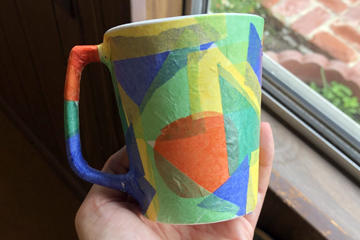 Cup of welcome image