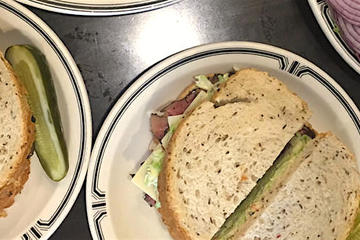 image of sandwiches