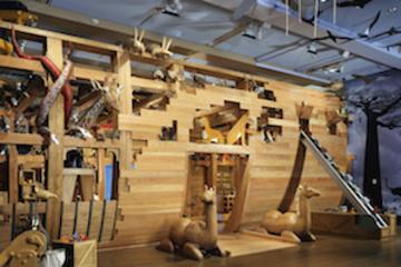 Noah's Ark exterior