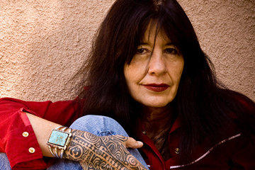 portrait of Joy Harjo
