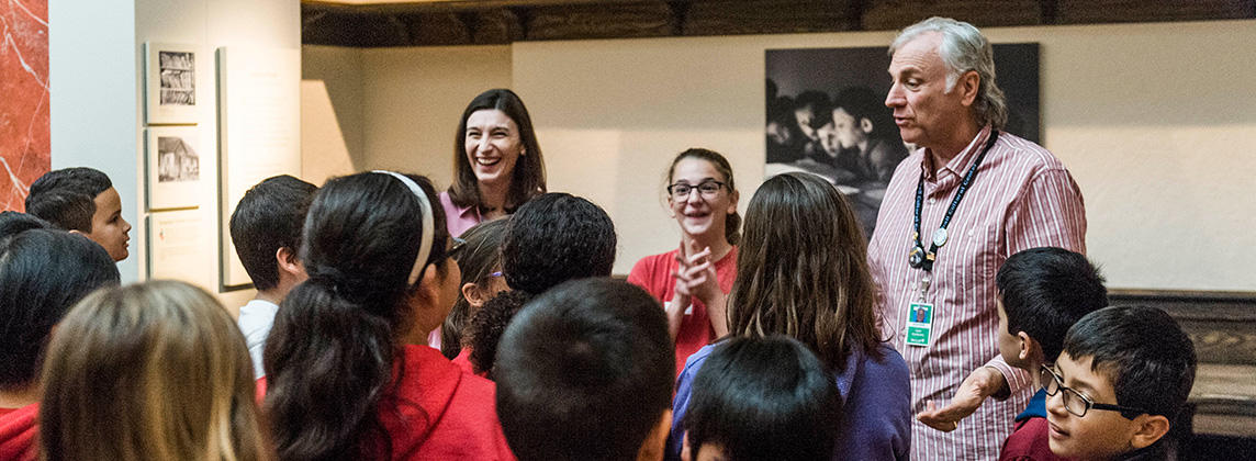 Docent Opportunities