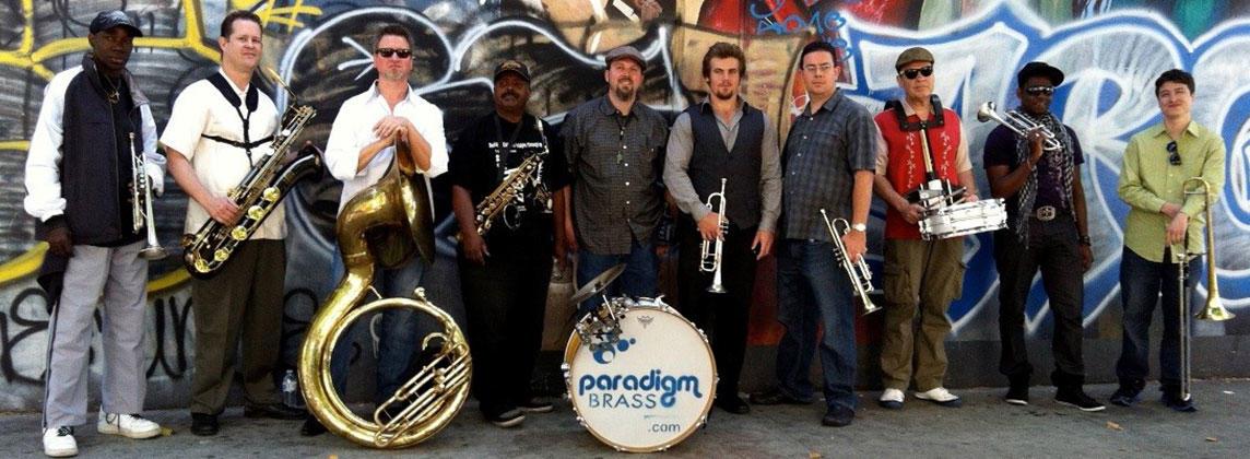 paradigm brass
