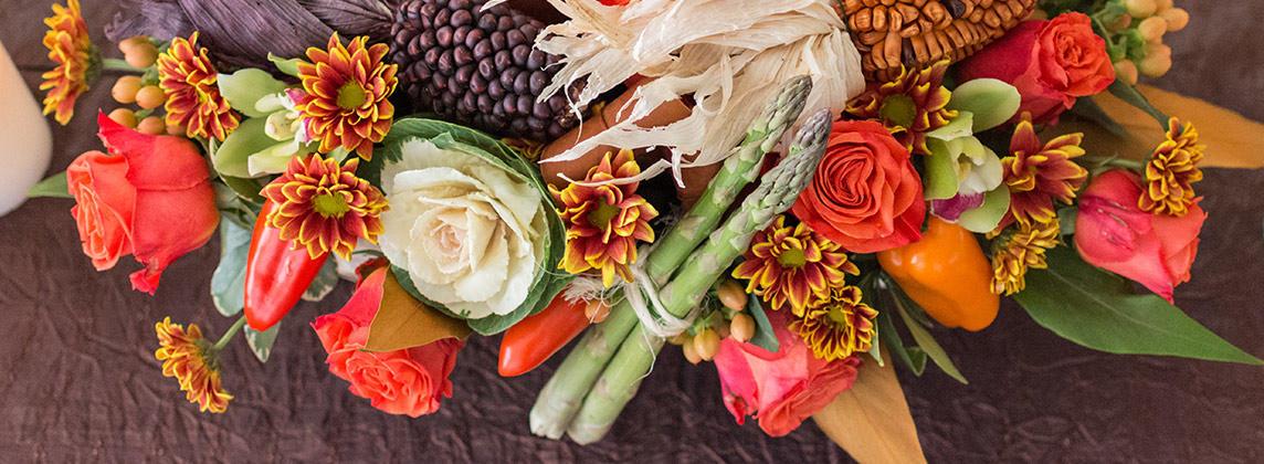 classes thanksgiving floral arrangements