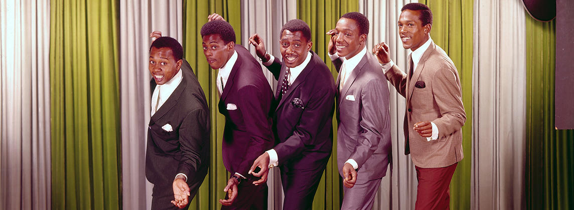Image of the Temptations