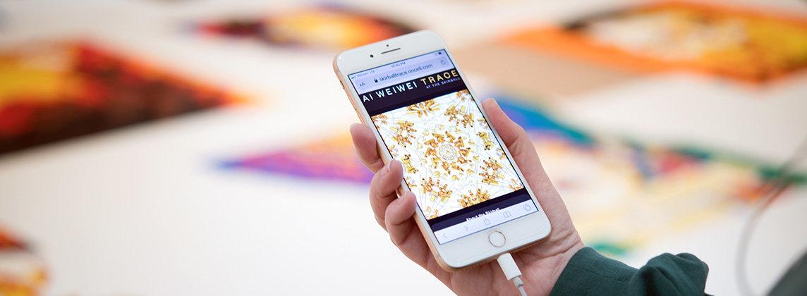 Ai Weiwei Mobile Guide