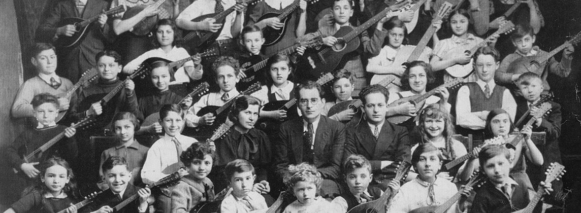 Jewish Children's Orchestra, 1935