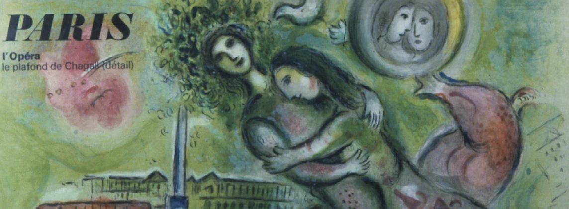 chagall jewish artists in paris