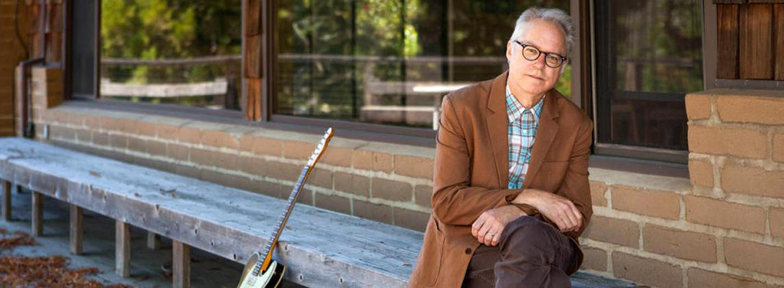 bill frisell on bench