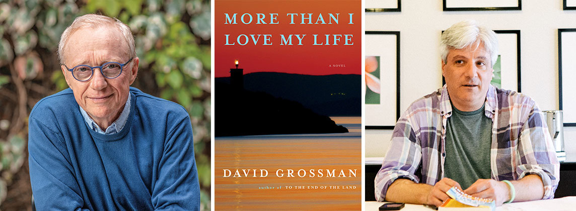 David Grossman and David Ulin