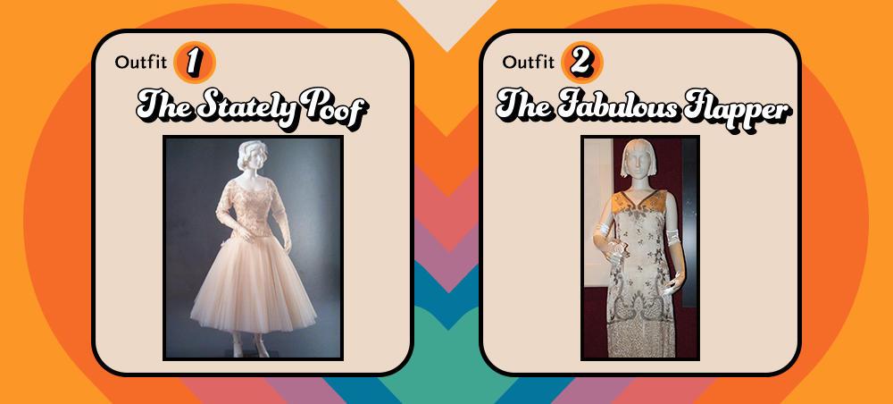 Dani Wedding Outfits