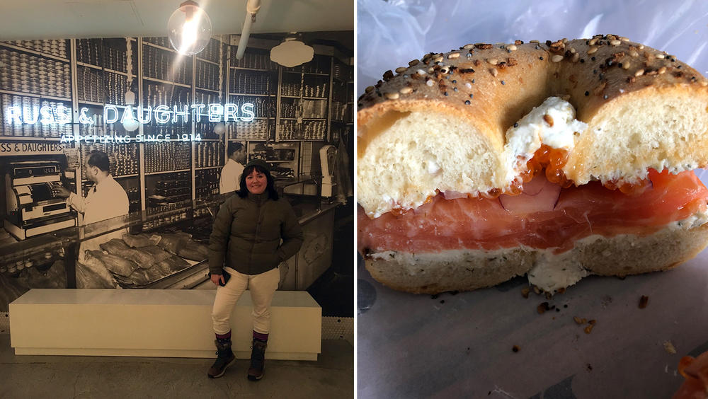 Russ and daughters