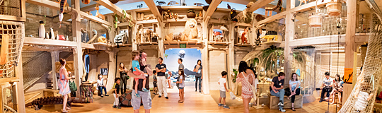 Plan Your Visit | Skirball Cultural Center